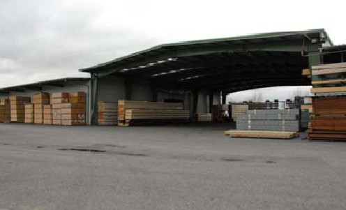 Instalação operacional / sede perto de 2425 Nickel vila , cerca de 60.000 m² , Compra (Objekt Nr. 050/00685)